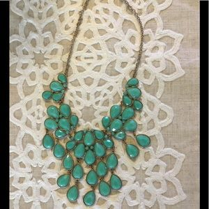 Jewelry - Teal necklace